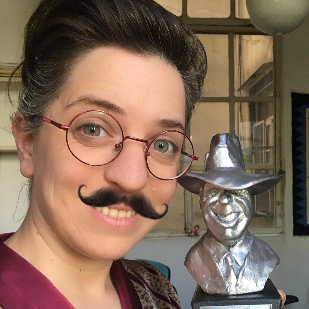 Lucy Patané Bernal Cantante Ganadora Premio Gardel Cantó Teatro Colón