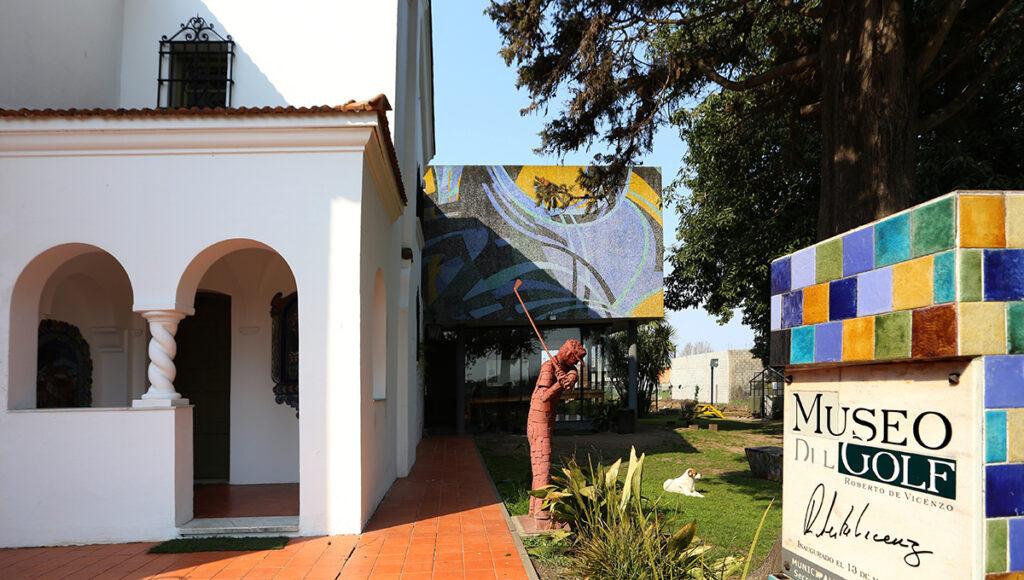 Museo del Golf Berazategui Roberto de Vicenzo