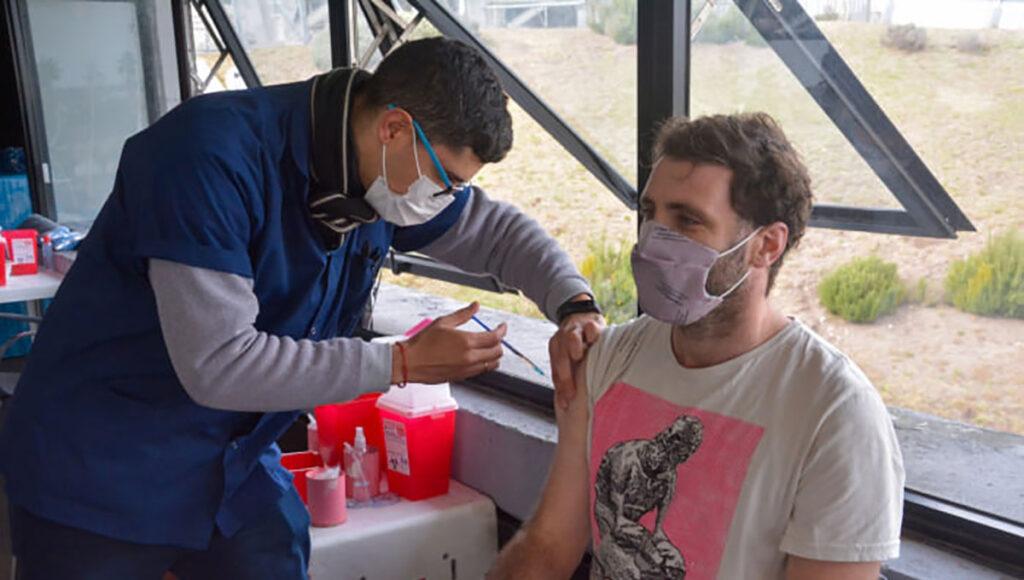 Plan de vacunación en el Gran Buenos Aires