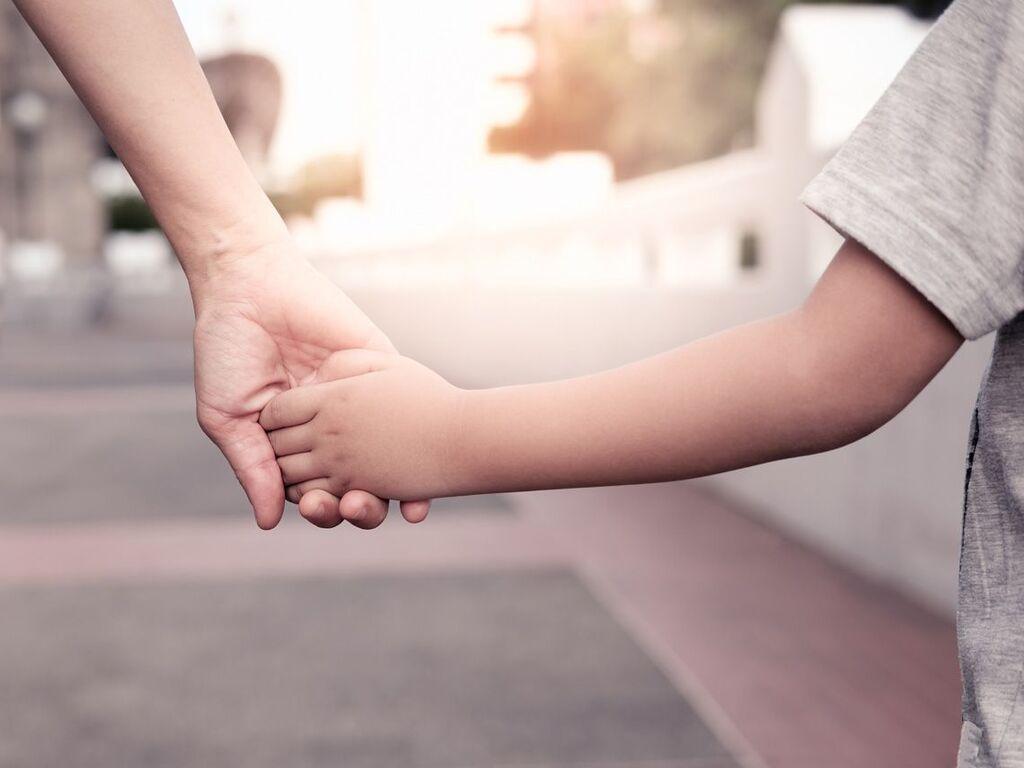"""Victoria, la madre, agradeció """"el apoyo"""" recibido en su lucha por no separarse de Nano."""