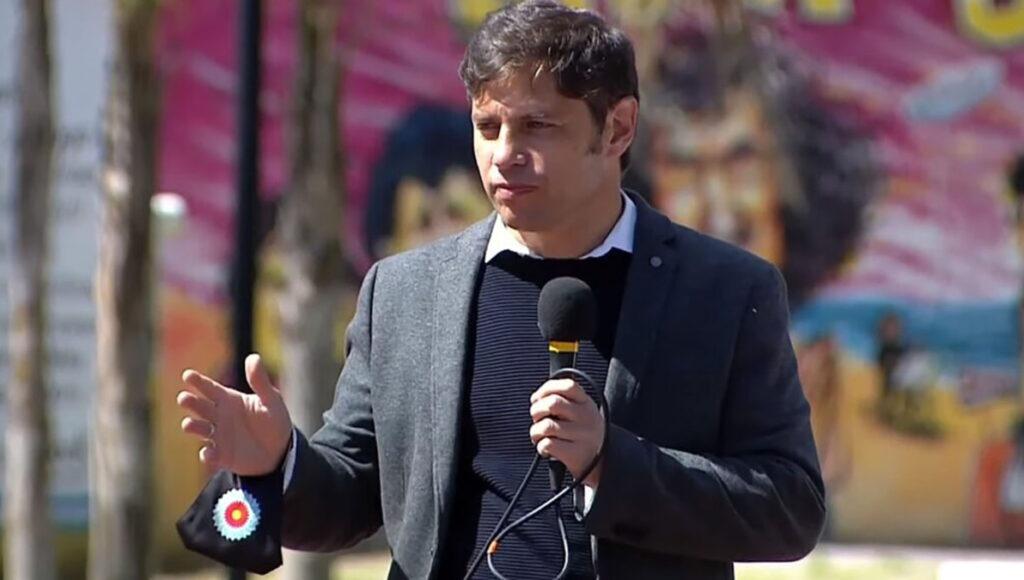 Desde la Costa, Axel Kicillof anunció viajes de egresados gratis para 220 mil jóvenes bonaerenses