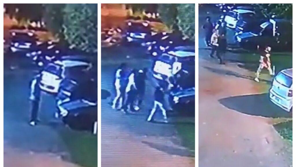 Lo dejaron inconsciente: la salvaje agresión de rugbiers, en patota, a un joven en City Bell