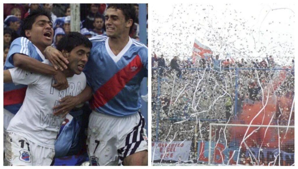 El ascenso de Arsenal en 2002: el día en que una tribuna se vino abajo y se jugó igual