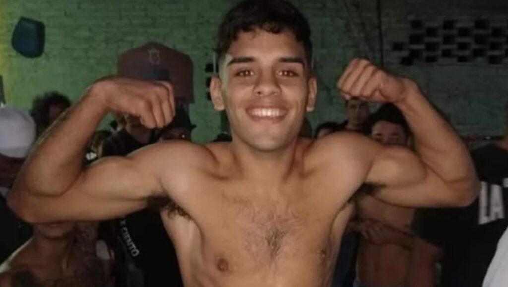 Boxeador Virrey del Pino Rugbier Crimen