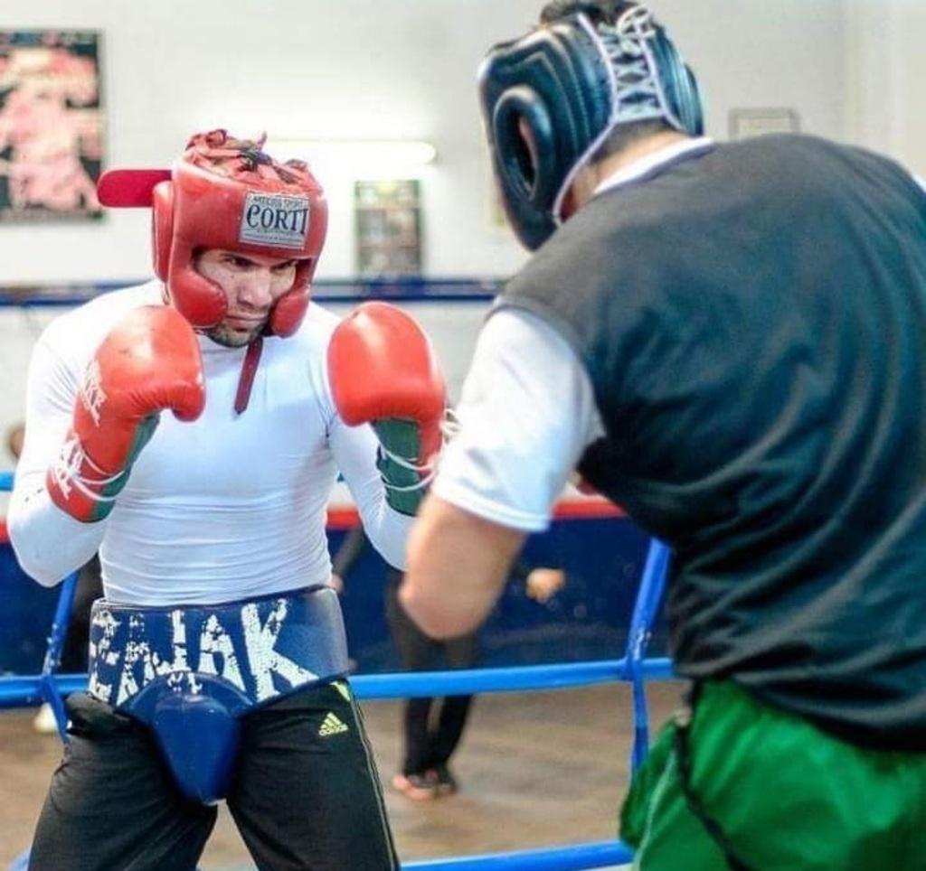 Monte Grande Placero Boxeador Ray Liotta
