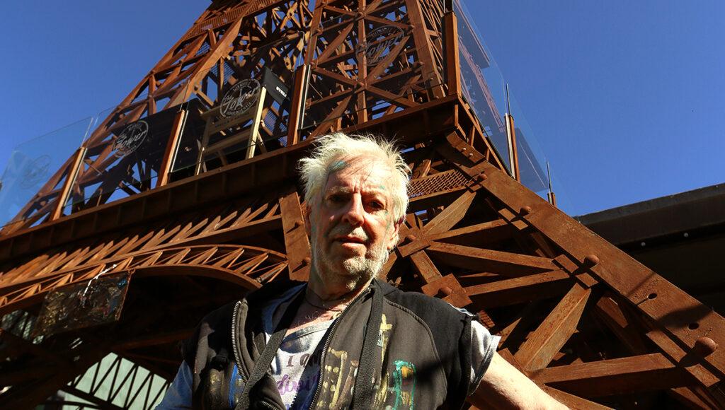 Rubén Díaz Ituzaingó Artista Torre Eiffel