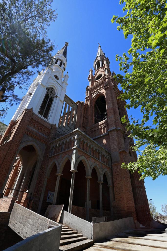 Santuario de Lourdes Santos Lugares