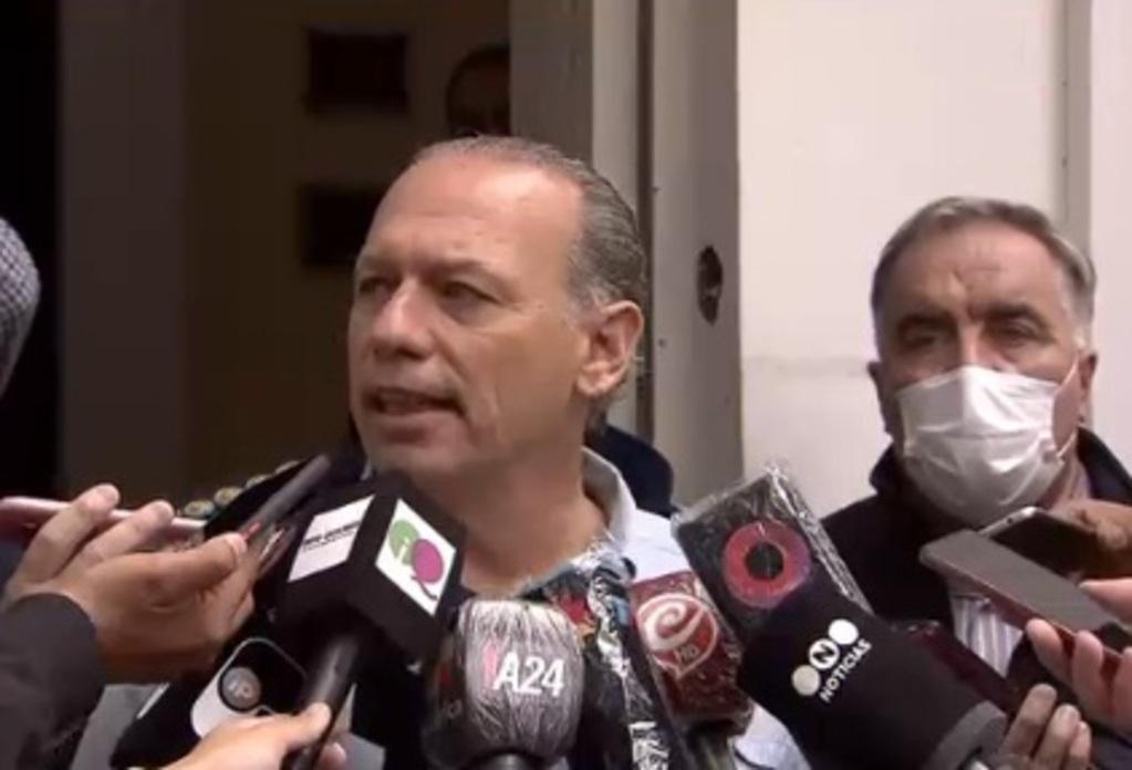 Sergio Berni Crimen Chico 17 Años Quilmes
