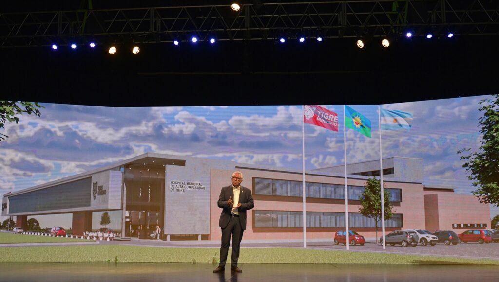 Tigre Nuevo Hospital Julio Zamora Presentación