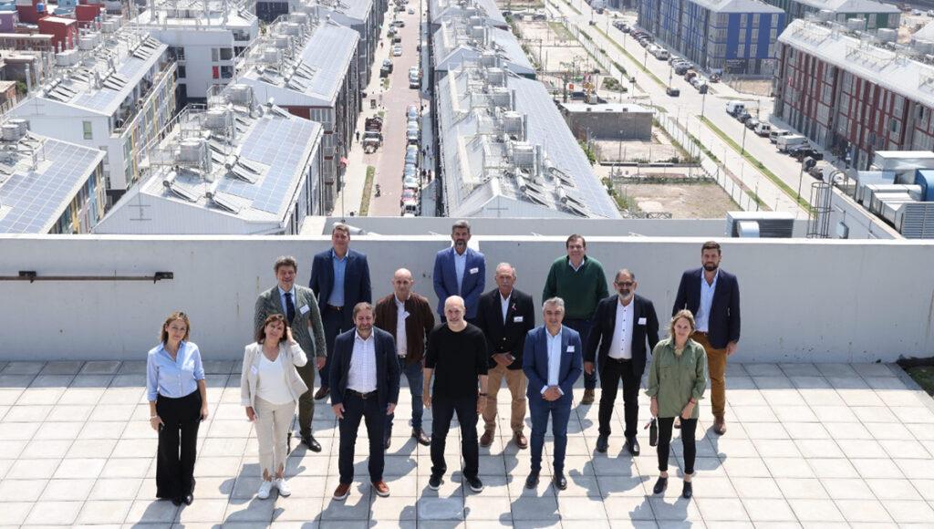 Segundo encuentro de la Alianza de Ciudades por el Clima