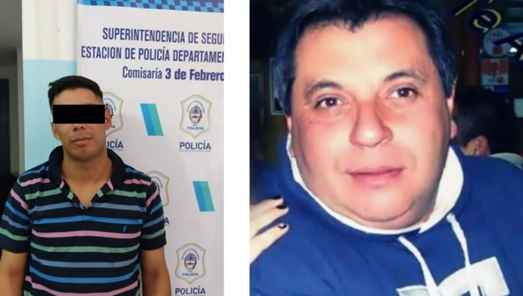 Ciudadela: estuvo tres años prófugo por un asesinato y cayó por un robo a un supermercado chino