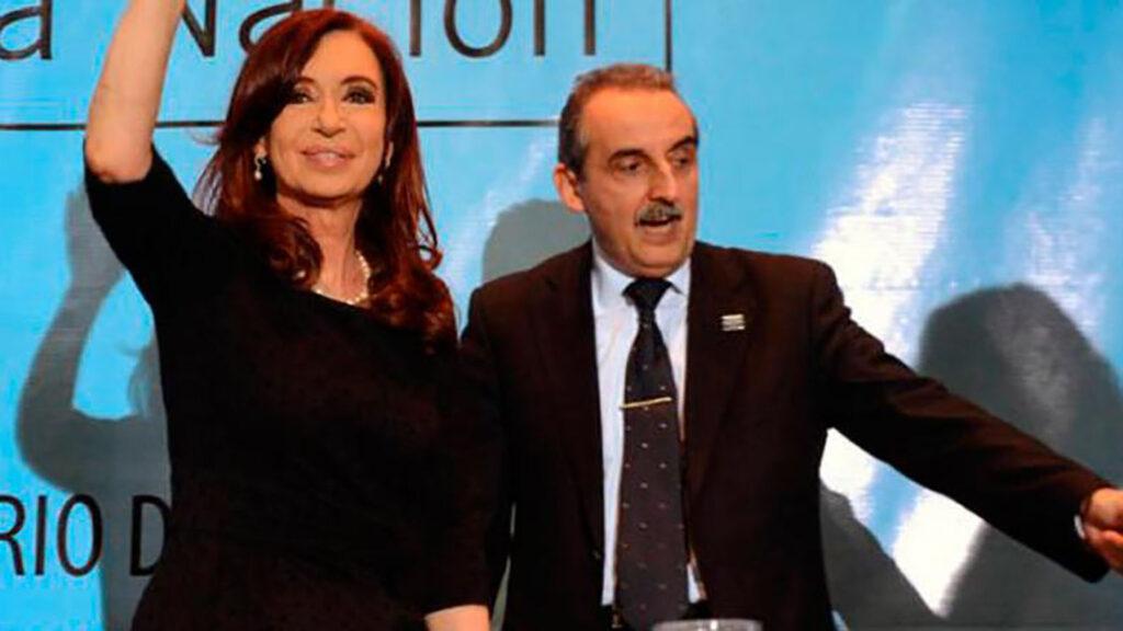 Guillermo Moreno propuso cambiar ya al gobierno