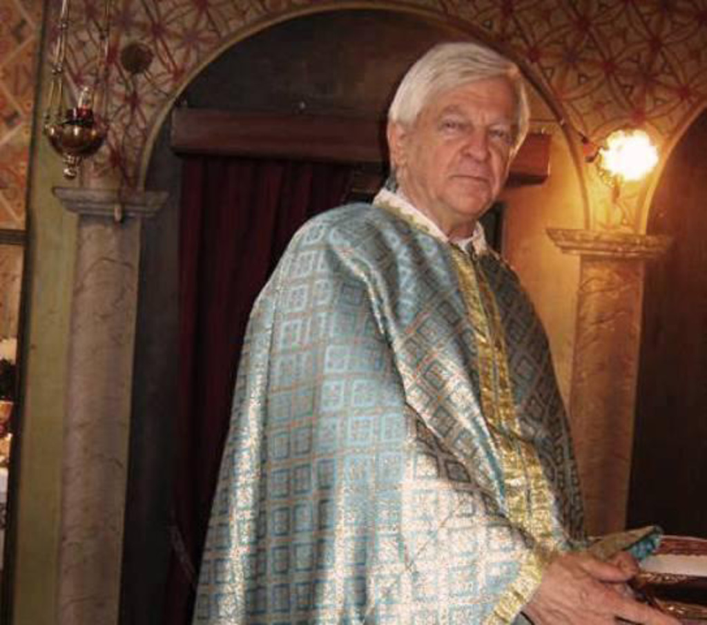"""""""Todos somos seres humanos y todos nos equivocamos"""", dijo el padre Miguel Hrymacz."""