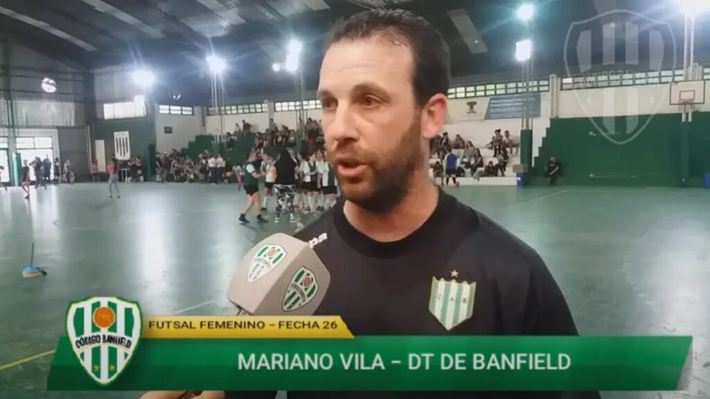 Escándalo en Banfield por un partido de futsal femenino